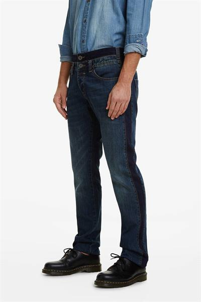 jeansy Desigual Alex denim medium wash