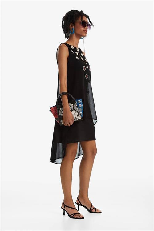 šaty Desigual Cordoba negro