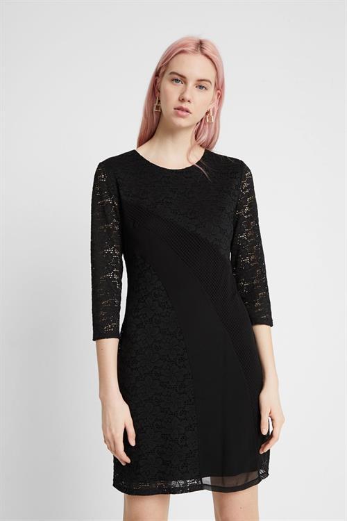 šaty Desigual Katya negro
