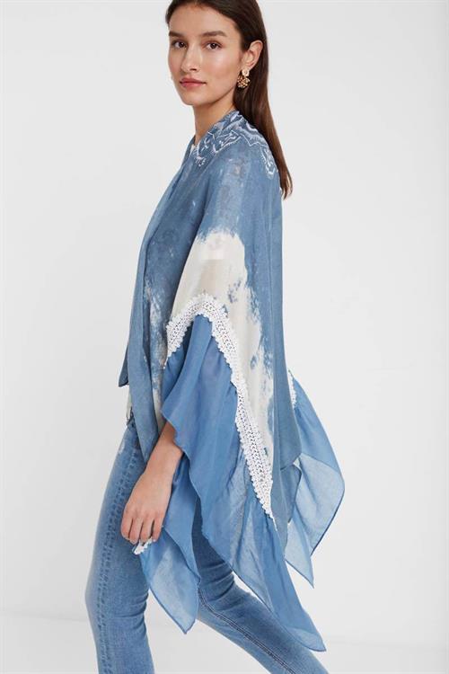 kimono Desigual Sunny Mood blue moon