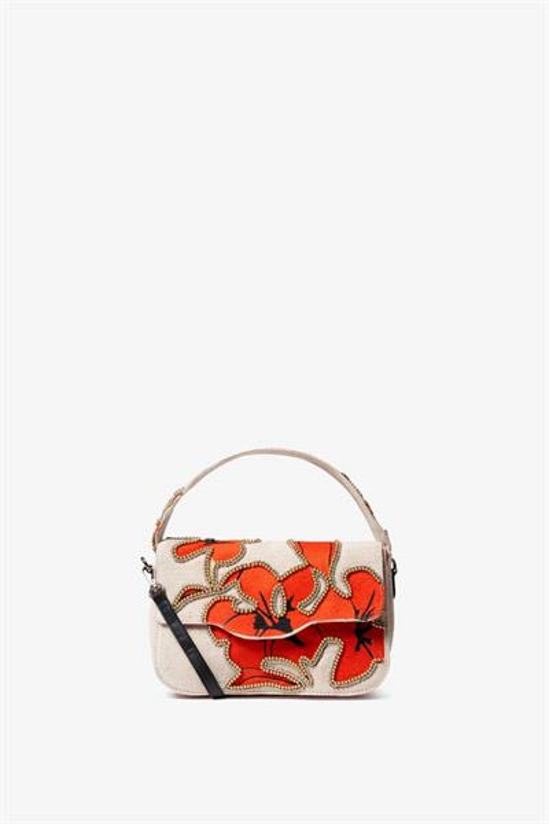 kabelka Desigual Hibiscus Rock Am rojonanja