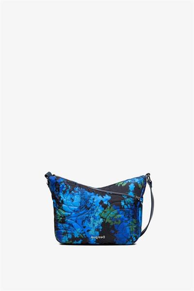 kabelka Desigual Camoflower H nautical blue