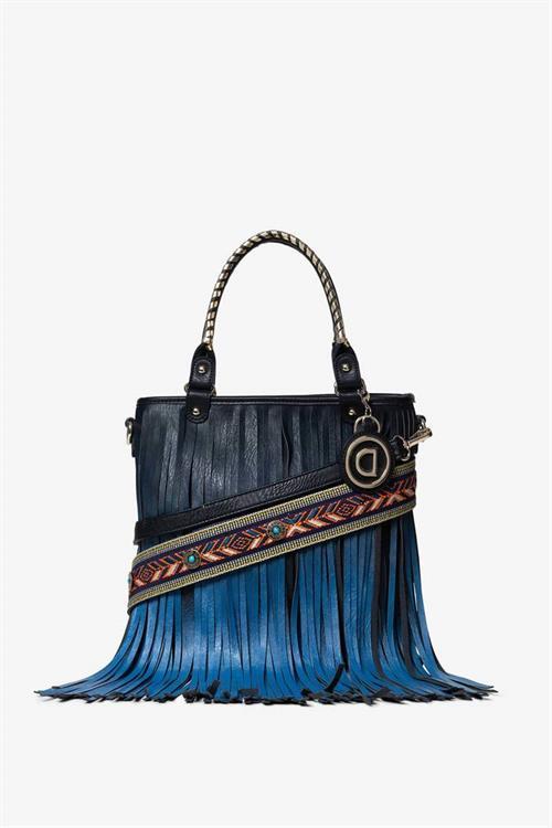 kabelka Desigual Zulema Coro negro