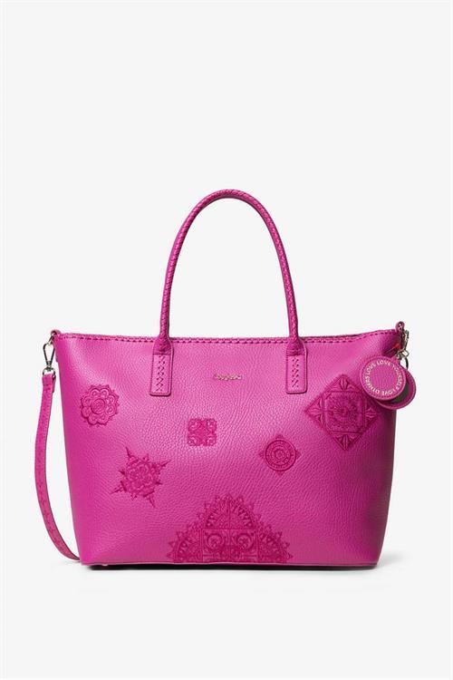 kabelka Desigual Alegria Holbo rosa primula