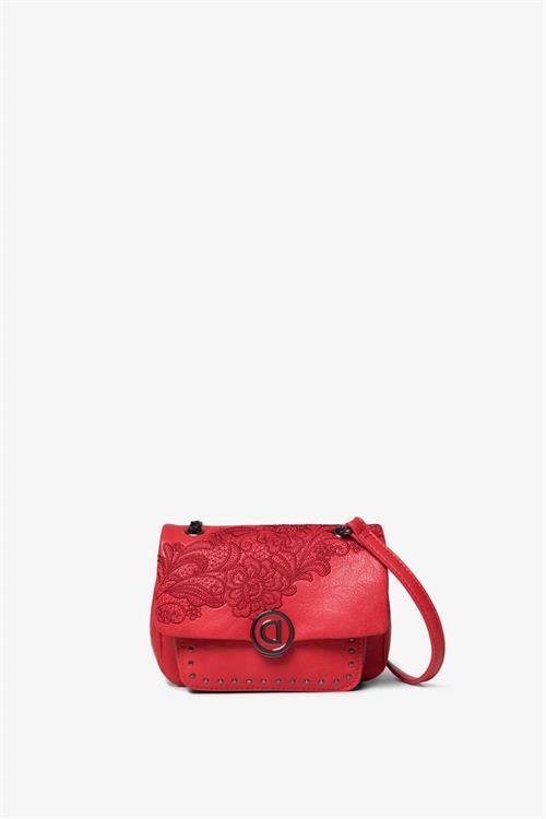kabelka Desigual Melody Zurich Mini rojo