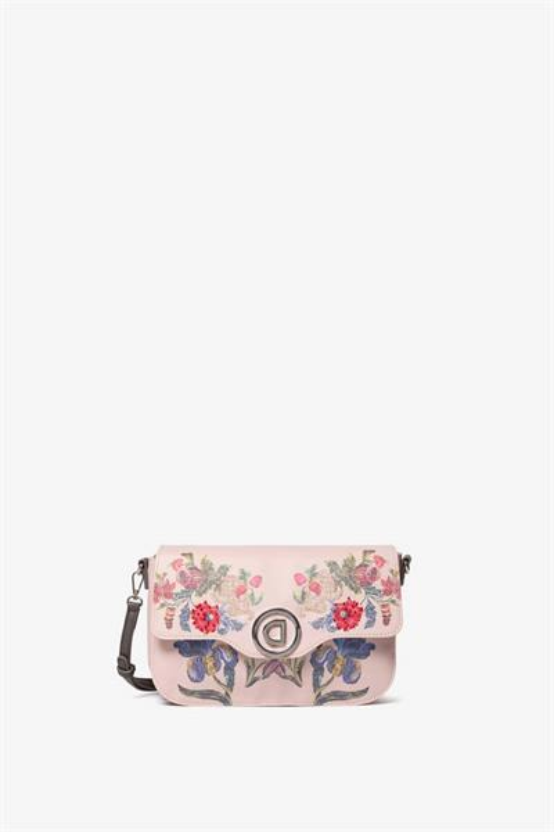 kabelka Desigual Print 13 Amorgo rosa vento