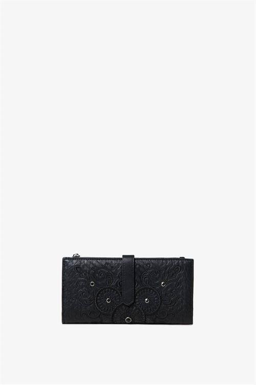 peněženka Desigual Majestic Pia negro