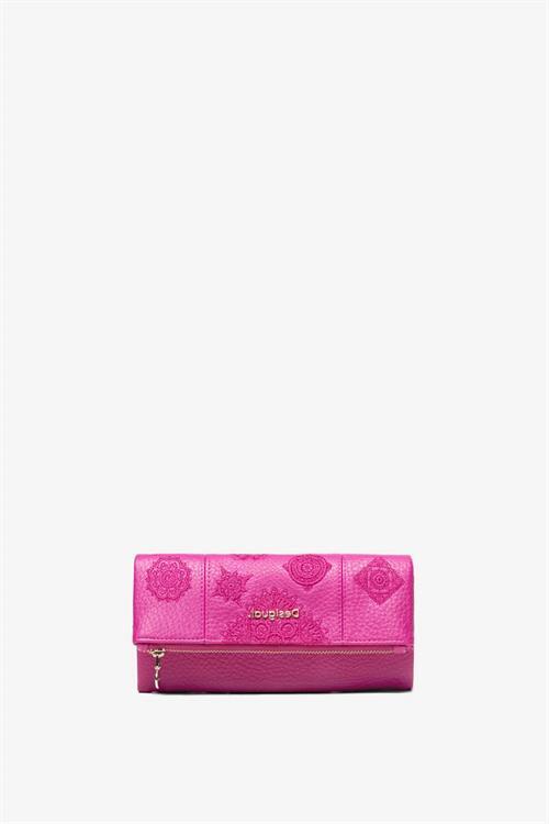 peňaženka Desigual Alegria Rocio rosa primula