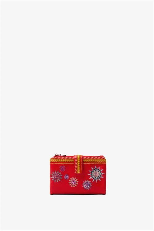peňaženka Desigual Ada Pia Mini rojo