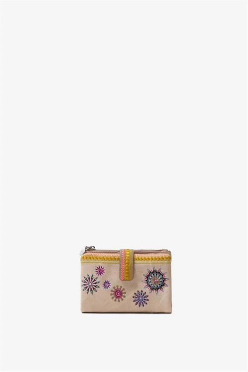 peňaženka Desigual Ada Pia Mini beige roto