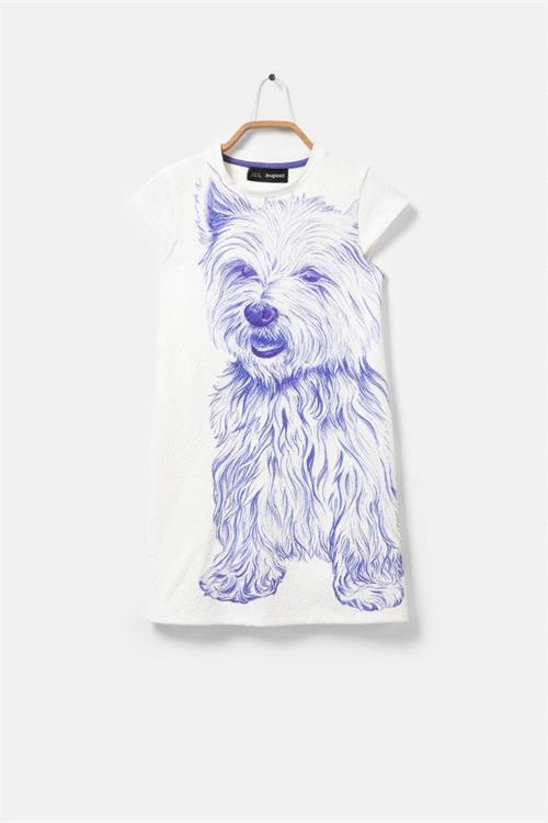 Desigual Dog blanco