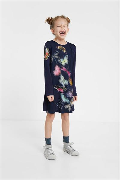 šaty Desigual Mary navy
