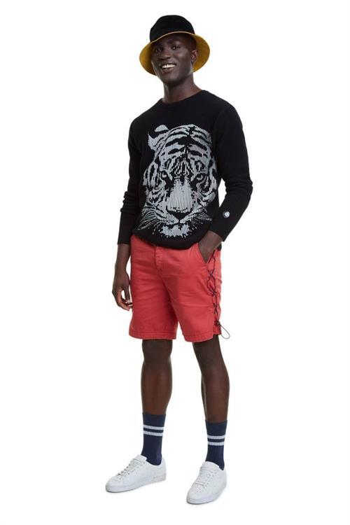 sveter Desigual Caleb negro