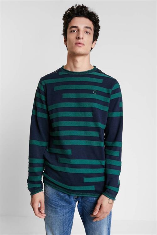 sveter Desigual Xeli verde londres