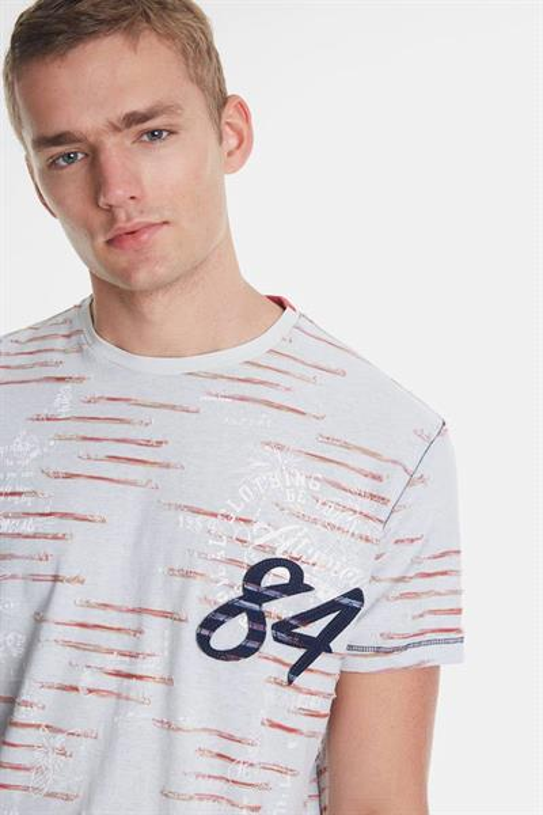 tričko Desigual Kenzie celeste