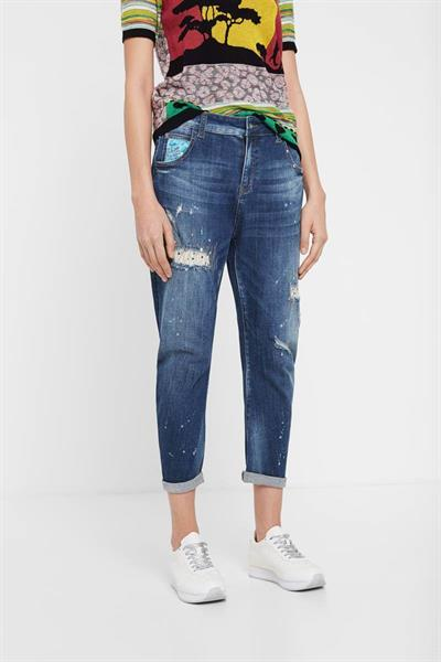 jeansy Desigual Lennon denim medium wash
