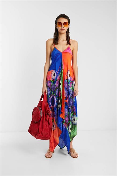 plážové šaty Desigual Roseau tutti fruti