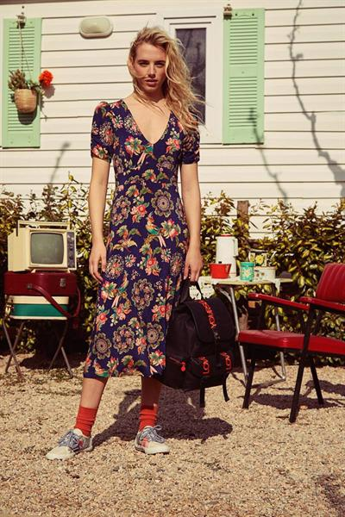 šaty Desigual Hanna marino