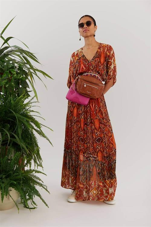 šaty Desigual Mackenzie rosa boulevard