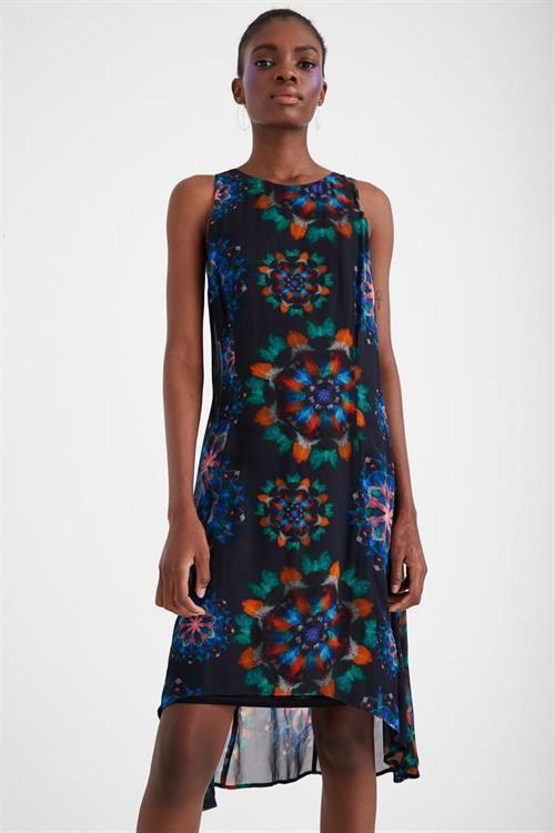 šaty Desigual Clair negro