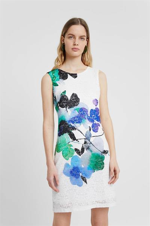 šaty Desigual Ivette navy