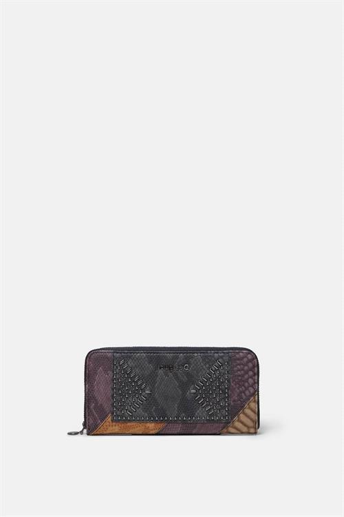 peňaženka Desigual Dark Phoenix Zip Ar marron