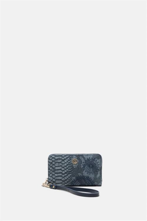 peněženka Desigual Criseida Mini Zip marino