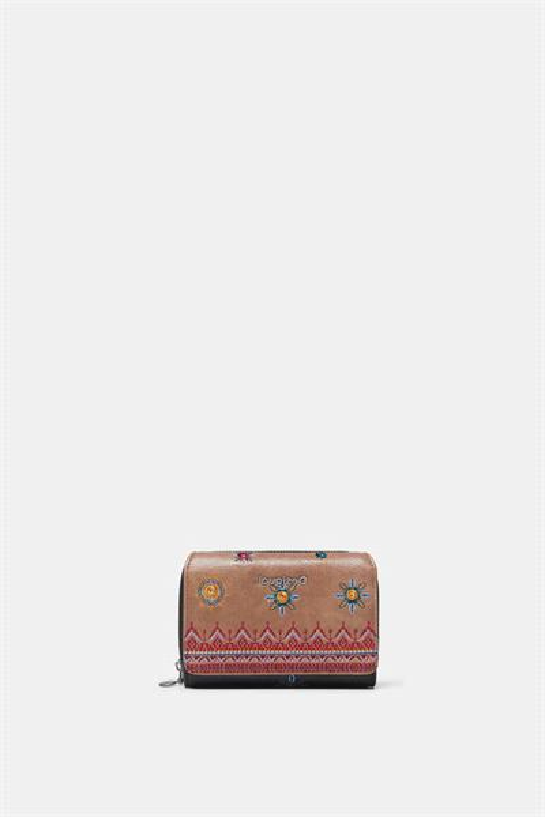 peněženka Desigual Lululove Maria Mini negro