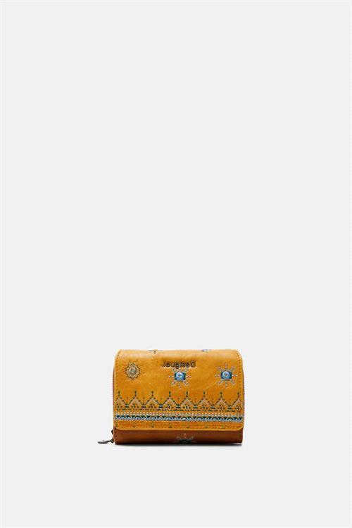 peňaženka Desigual Lululove Maria Mini camel