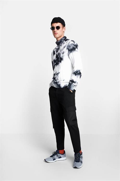kalhoty Desigual Keren negro