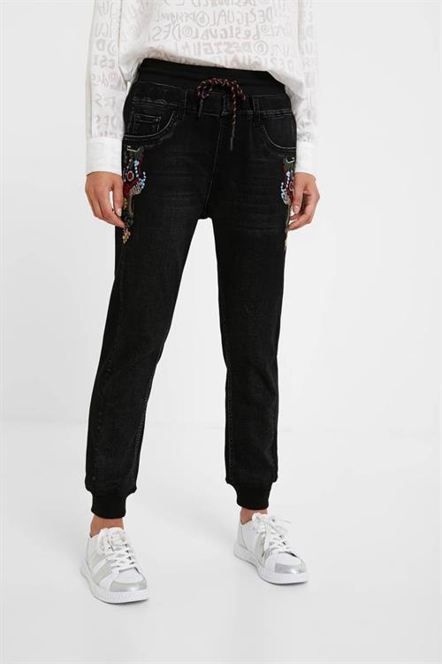jeansy Desigual Istambul dark denim