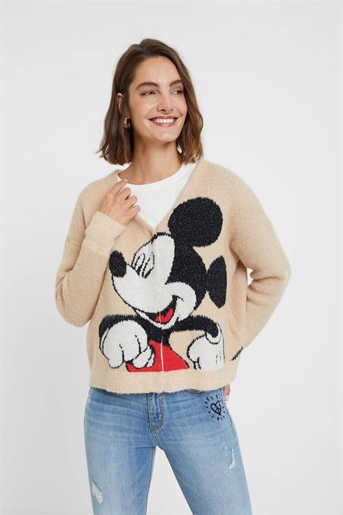 sveter Desigual Mickey arena
