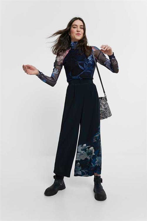 kalhoty Desigual Gabriela marino