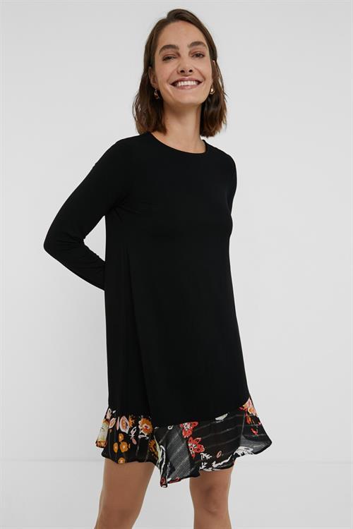 šaty Desigual Mataro negro