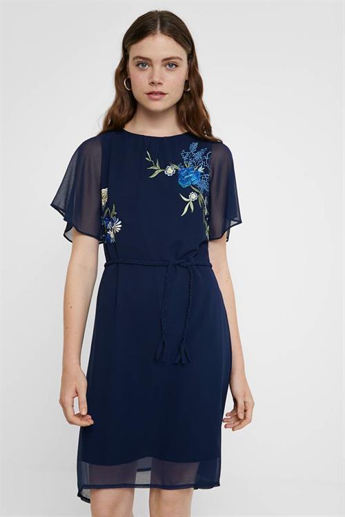 šaty Desigual Lesley marino