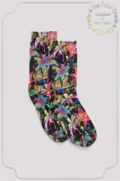 ponožky Desigual Club negro