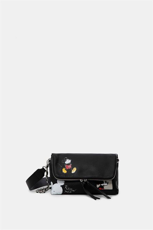 kabelka Desigual Mickey Rock Venecia negro