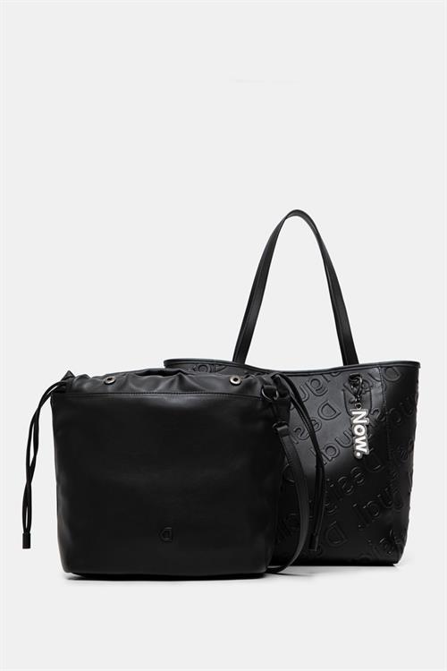 kabelka Desigual Colorama Norwich negro