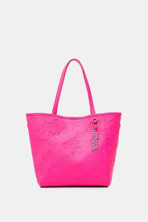 kabelka Desigual Colorama Norw rosa fluor