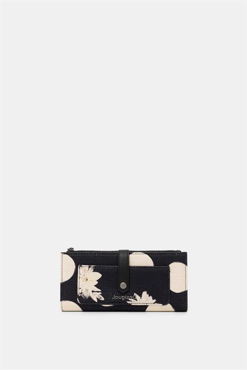 peňaženka Desigual Night Garden Pia negro