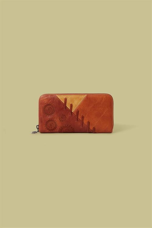 peňaženka Desigual Parker Fiona camel