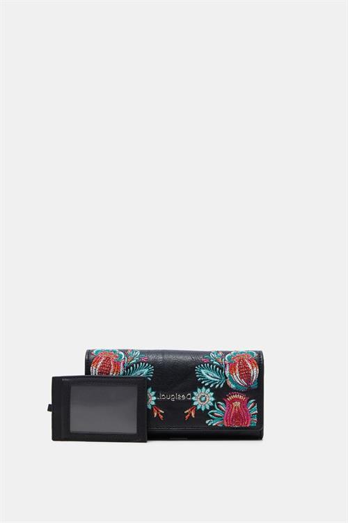 peňaženka Desigual Louvre Mariona negro