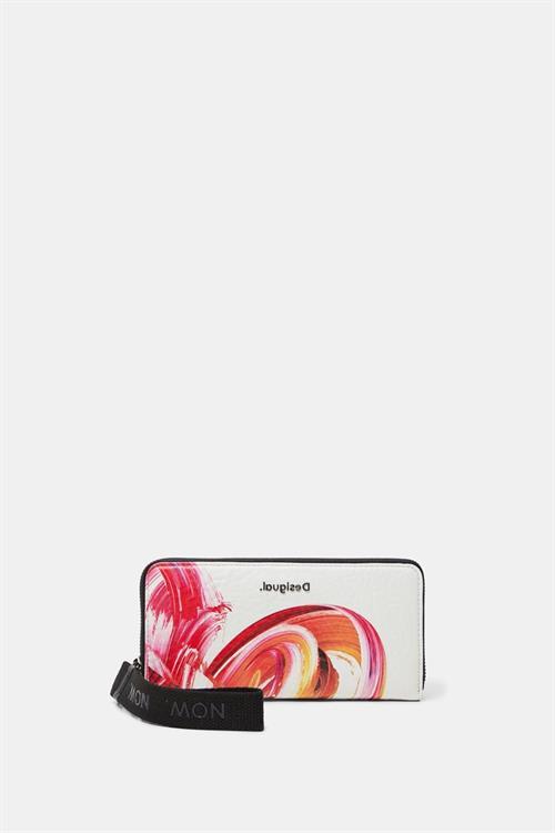 peňaženka Desigual Unbreakable Fiona blanco