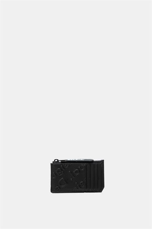 peňaženka Desigual Colorama Card Zip negro