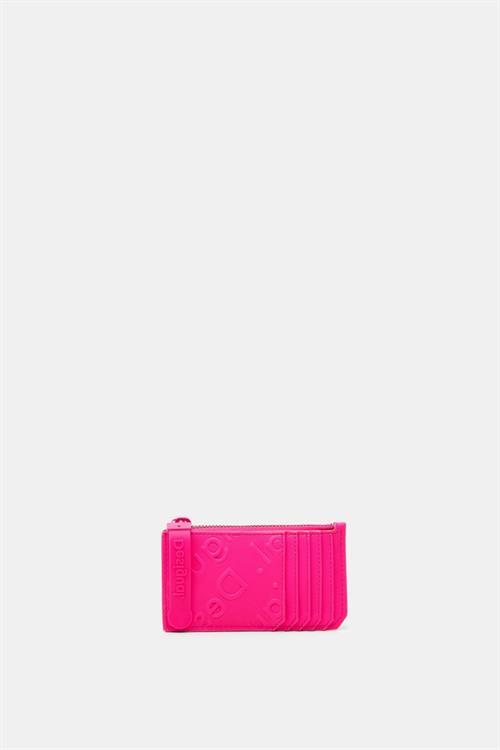 peňaženka Desigual Colorama Card Z rosa fluor