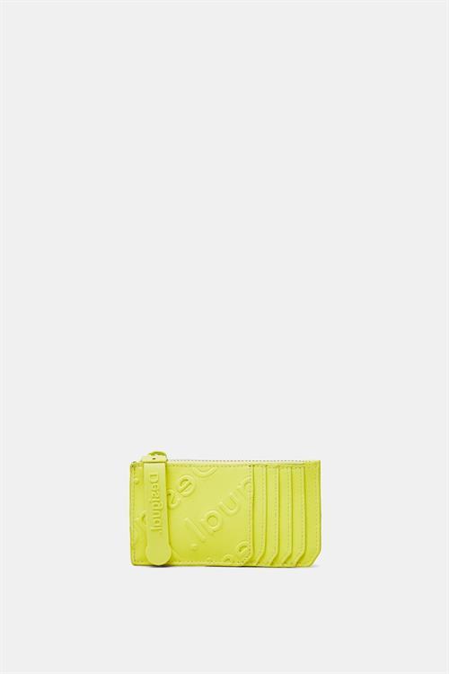 peňaženka Desigual Colorama Ca amarillo fluor