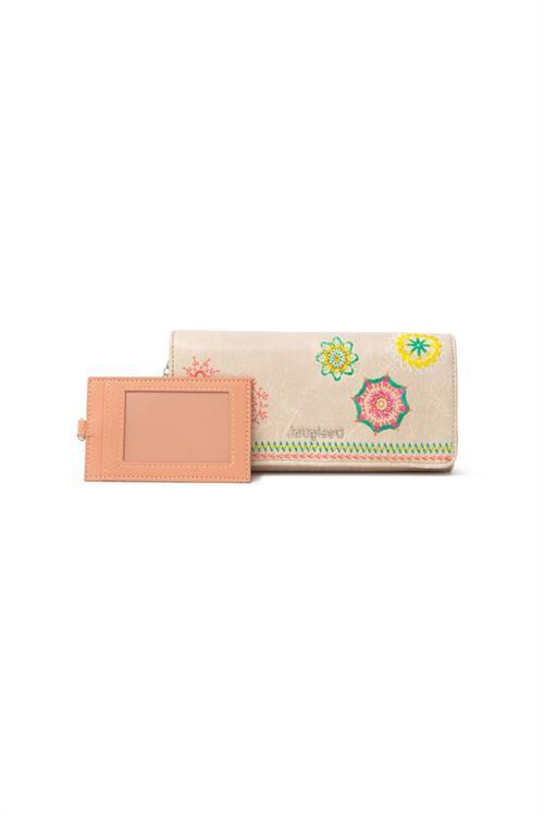 peňaženka Desigual Carlina Mariona crema