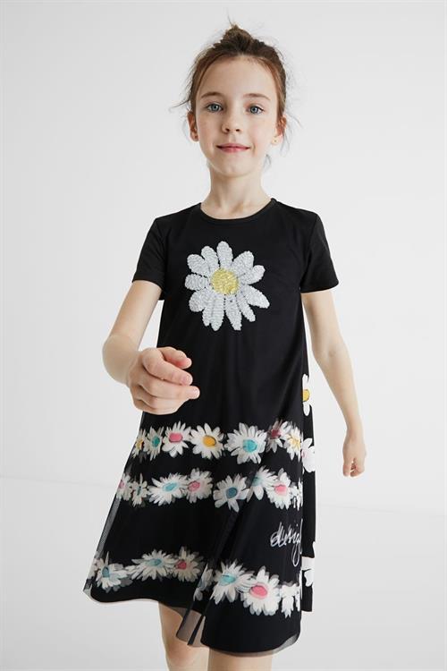 šaty Desigual Bruna negro