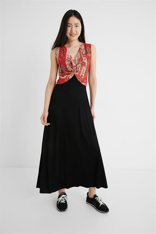 šaty Desigual Yakarta negro
