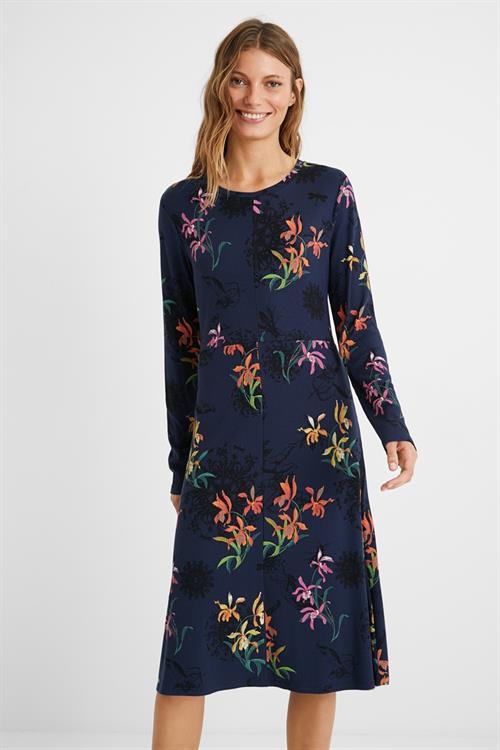 šaty Desigual Koko marino